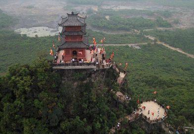 Du lịch và chiêm ngưỡng chùa Tam Chúc – ngôi chùa lớn nhất thế giới!