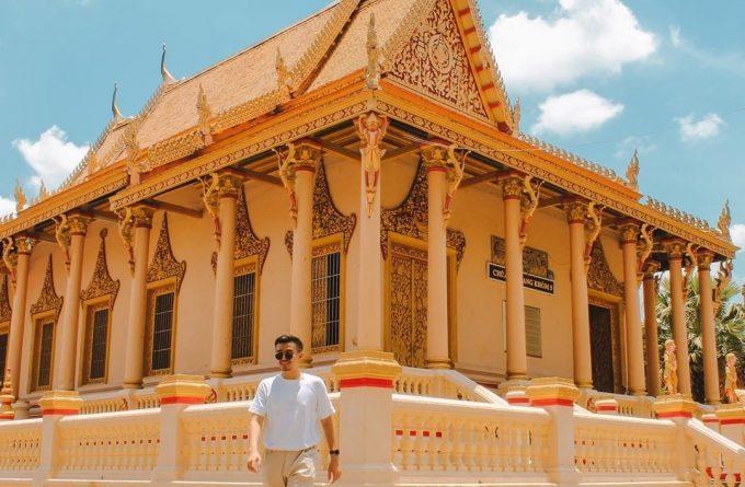 Tham quan những ngôi chùa đẹp nhất miền Tây cho bạn khám phá