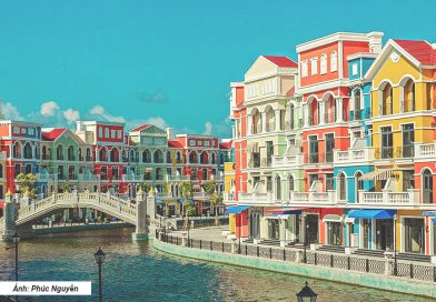 Check in Venice thu nhỏ ở Phú Quốc đẹp xuất sắc