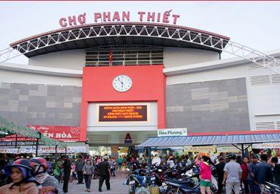 """""""Càn quét"""" những khu chợ hải sản Phan Thiết nổi tiếng nhất"""