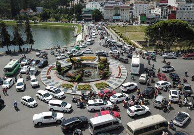 Đà Lạt sắp có đèn giao thông trong năm nay