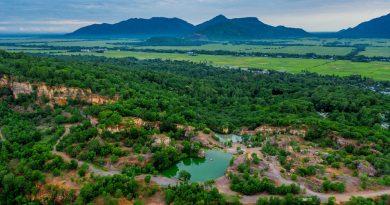 Hồ Tà Pạ, An Giang có thực sự đẹp như lời đồn?