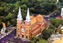 Danh sách nhà thờ du lịch nổi tiếng không thể bỏ qua
